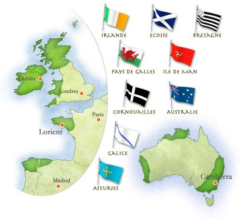 Rencontres celtiques lorient